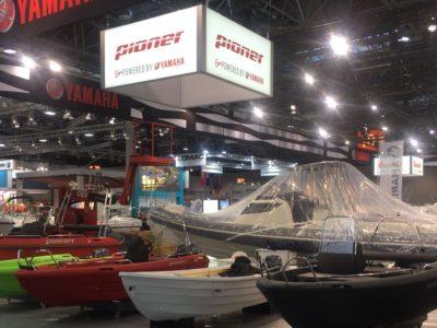 Upplev Pioner Boats på BOOT i Düsseldorf
