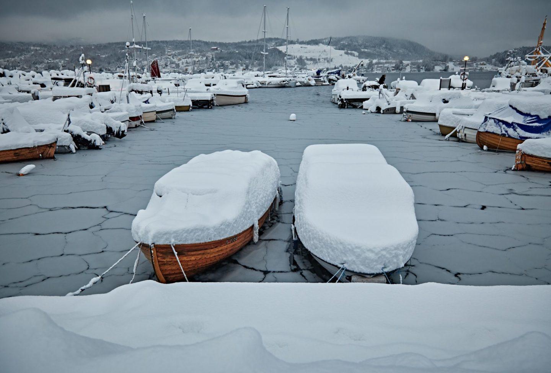 Fyra tips inför din vinterförvaring