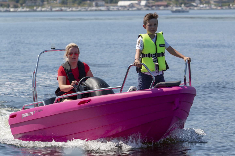 Regler för ett enkelt båtliv med familjen