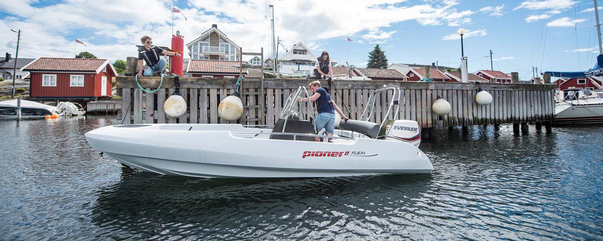 Film om att välja båt till familjen