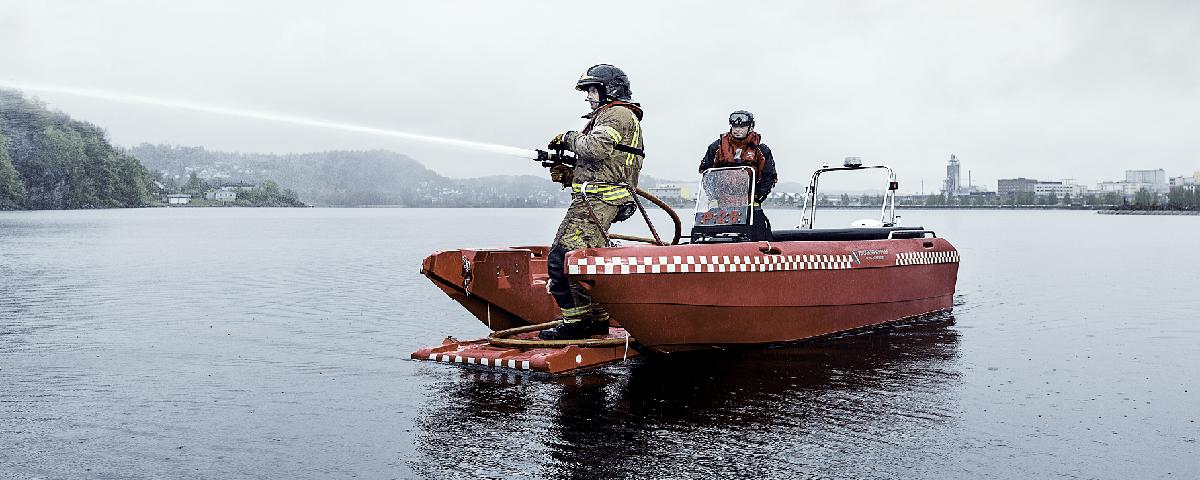 Brandsäkra båtturen